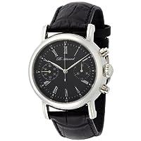[ビーバレル]B-Barrel クロノグラフ 機械式(手巻式) 腕時計 BB0049-ROBK