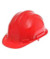 Safe Safety Helmet - Red