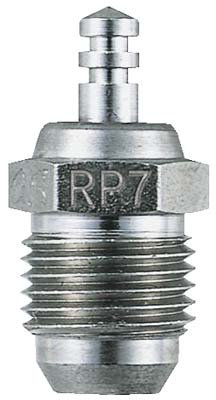 O.S. Engines RP7 Cold On-Road Turbo Glow Plug - 1