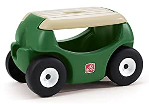 Step2 Garden Hopper - Mobile Garden Stool and Storage (Discontinued by Manufacturer)