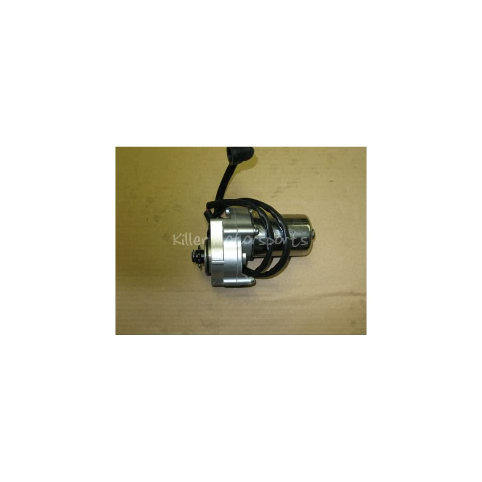 Electric Starter for 110cc ATVS on PopScreen