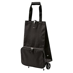 Reisenthel Foldable Trolley, Black