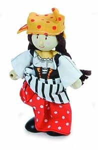 Budkins Pirate Girl Jessica