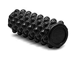 Yes4All Black X-Firm AccuPoint Roller - ²AAANZ