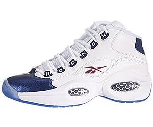 Reebok Question Mid Sneaker White 6