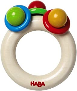 Haba Bommel Clutching Toy