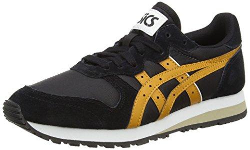 ASICS Oc Runner, Unisex-Erwachsene Sneakers, Schwarz (black/tan 9071), 43.5 EU thumbnail