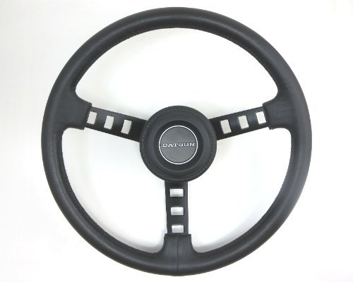 Datsun competition steering wheel with