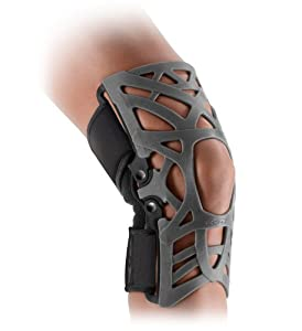 DonJoy Reaction Knee Brace - Grey, M L by Donjoy