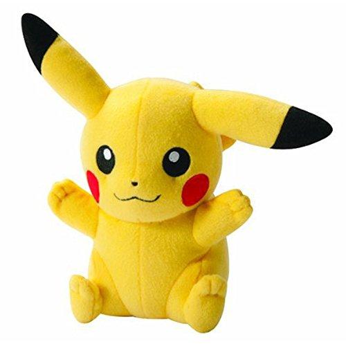 Tomy-T71791-Juguete-blando-Pokemon-Pokmon-A71788P-Peluche-Pikachu-20cm