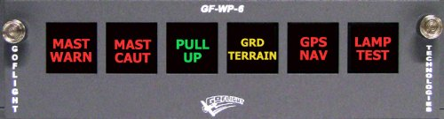 GF-WP-6 Annunciator Panel