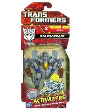 Hasbro Transformers Core Play Activators Starscream
