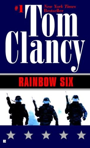 Rainbow Six, Tom  Clancy