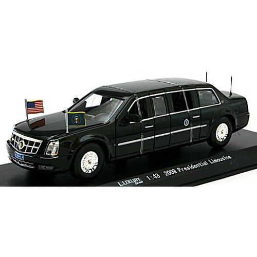 Luxury Die-cast Presidential Limousine 2009 SKU-PAS790590