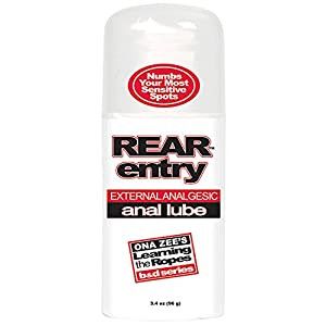 Doc Johnson Rear Entry Anal Lube