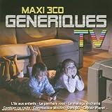 echange, troc Artistes Divers - Maxi Génériques TV