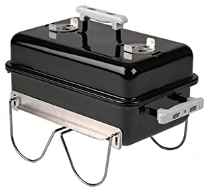Weber 121020 Go-Anywhere Charcoal Grill from Weber