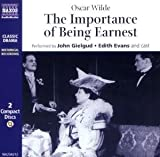 img - for Importance of Being Earnest (Classic Drama Historical Recording) book / textbook / text book