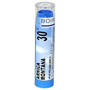 Boiron Homeopathic Medicine Arnica Montana, 30C Pellets, 80 Count Tube
