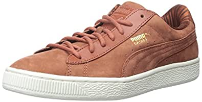 PUMA Men s Basket Classic Citi Fashion Sneaker Arabian Spice 9.5 D M  US available at Amazon for Rs.20594