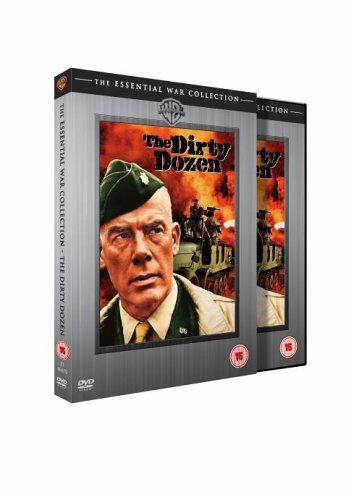 The Dirty Dozen [DVD] [1967]