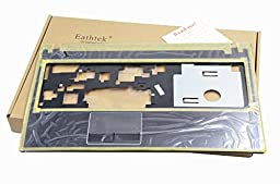 Eathtek New Laptop Upper Case Palmrest with Touchpad for IBM Lenovo G570 G575 series, Compatible with part# 31048963 31048964 AM0GM000400
