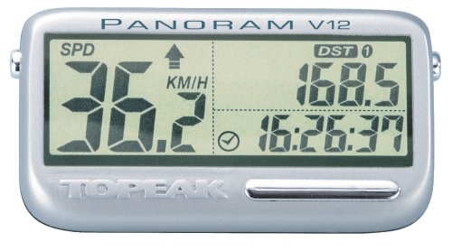 Topeak Panoram V12 12 Function Cycle Computer