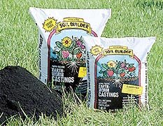 Earthworm Castings, 15 lb