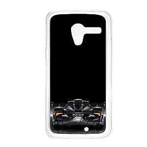 a AND b Designer Printed Mobile Back Cover / Back Case For Motorola Moto X (Moto_X_329)