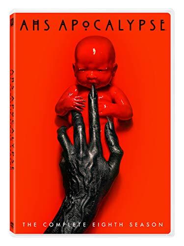 DVD : American Horror Story: Apocalypse (3 Discos)