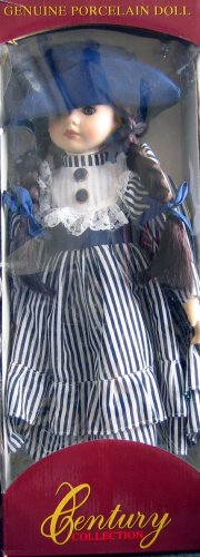 Century Collection - GENUINE PORCELAIN - Fashion History DOLL - Buy Century Collection - GENUINE PORCELAIN - Fashion History DOLL - Purchase Century Collection - GENUINE PORCELAIN - Fashion History DOLL (Century Collection, Toys & Games,Categories,Dolls,Porcelain Dolls)