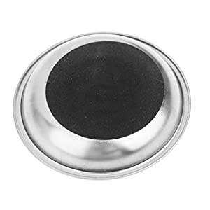 ADB Inc Spmart Stainless Steel Magic Toy Coin Penetrating Into Glass Cup Magic Trick Tool