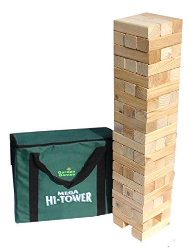 Mega Hi-Tower - Extra Tall 6ft During Play (Includes Canvas Storage Bag)