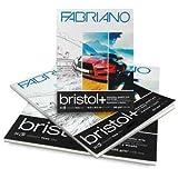 Fabriano Bristol+ Pad (20 sheets) 9x12