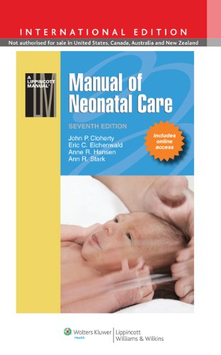 manual-of-neonatal-care-lippincott-manual-series