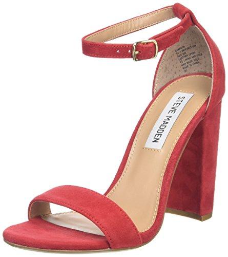 steve-madden-footwearcarrson-scarpe-con-tacco-donna-rosso-rosso-red-395