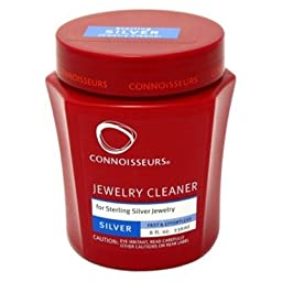 Connoisseurs Jewelry Cleaner Silver 8oz (2 Pack)