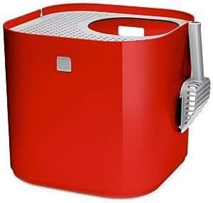 modkat litter box red cat litter pet supplies. Black Bedroom Furniture Sets. Home Design Ideas