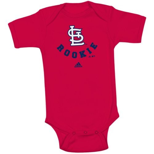 "St. Louis Cardinals Adidas Infant ""Rookie"" Creeper at Amazon.com"
