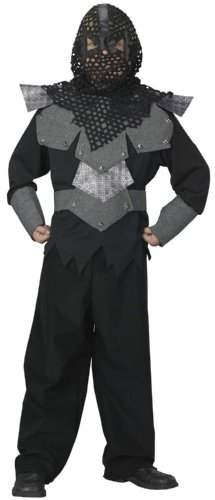 Child's Executioner Costume with Hood (Size: Large 12-14)