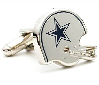 NFL Dallas Cowboys Retro Helmet Cufflinks