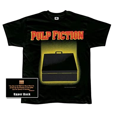 Awesome Pulp Fiction T-shirts