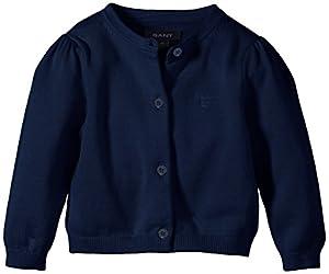 Gant Girl Cotton Cardigan - Jersey de punto para niñas