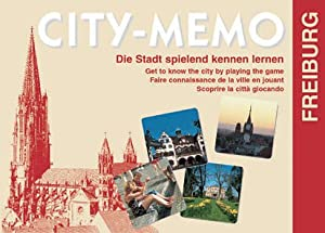 City-Memo Freiburg