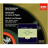 Great Recordings Of The Century - Mozart: Le Nozze Di Figaro / Karajan, London, Schwarzkopf, Seefried, et al