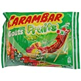 CaramBar Fruits