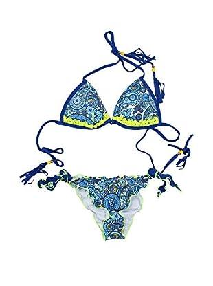 4giveness Bikini (Azul)