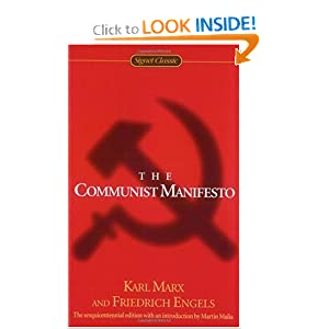 Amazon.com: The Communist Manifesto (Signet Classics ...