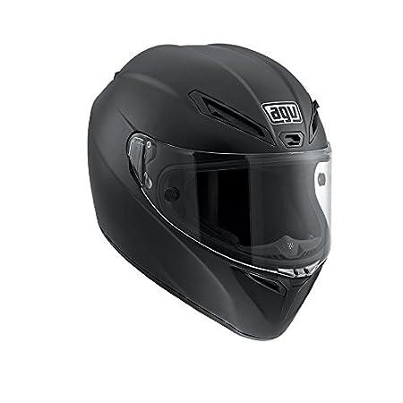 AGV Helmets 6211A4F0_003_L Casque Intégraux GT-Veloce E2205 Multi, Noir (Matt Noir), L