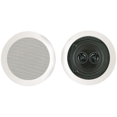 Jaybrake Msr5D Bic America Msr5D 5.25 Dual Voice Coil Stereo Ceiling Speaker
